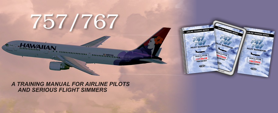 captain mike ray s website and store rh utem com Training Manual Cover boeing 757 training manual